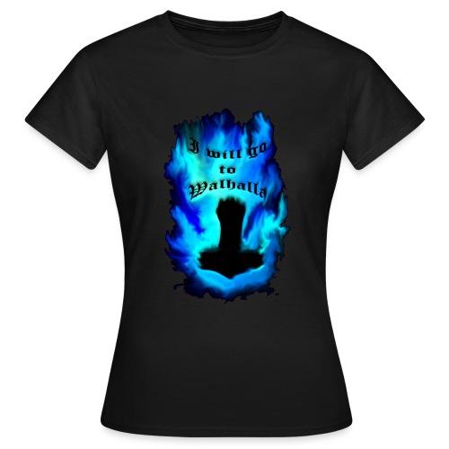 Walhalla - Frauen T-Shirt