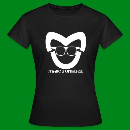 Marc's Universe White - Vrouwen T-shirt