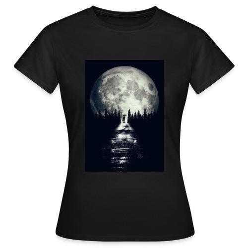 Moon Spy - Koszulka damska