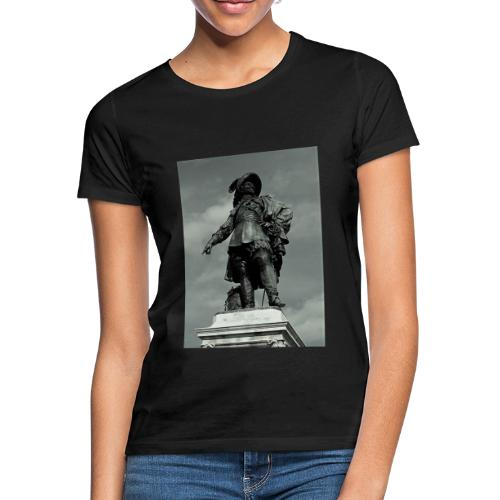Gothenburg statue - T-shirt dam