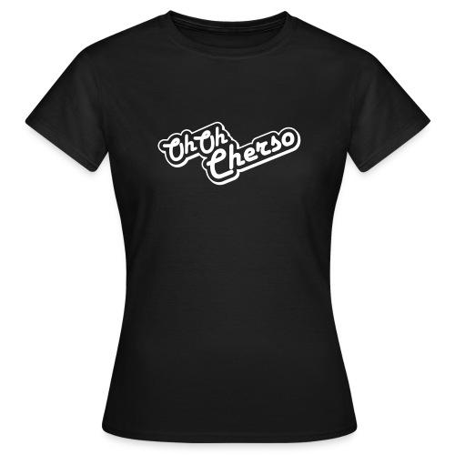 ohoh mono3 - Vrouwen T-shirt