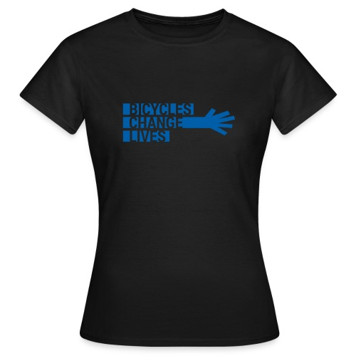 BCL Blue Hand - Women's T-Shirt