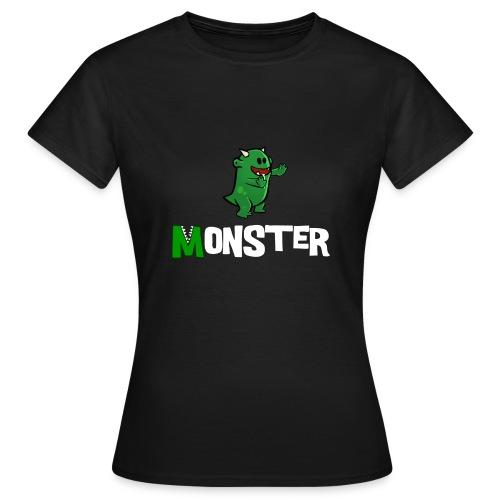 Monster - T-shirt Femme