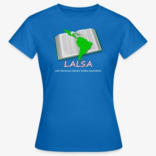 LALSA Light Lettering - Women's T-Shirt