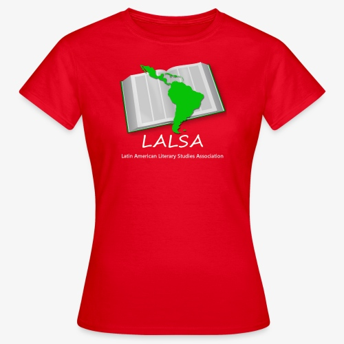 LALSA Light Lettering - Women's T-Shirt