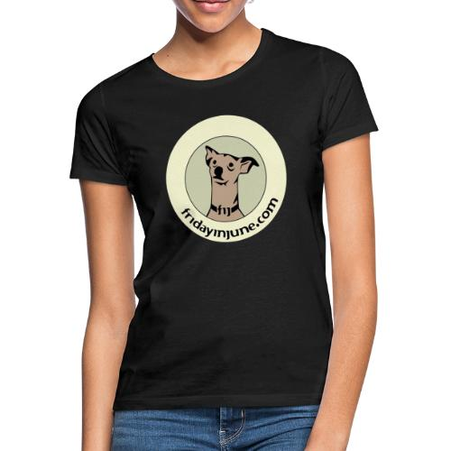 FIJ logo 2020 005 - T-shirt dam