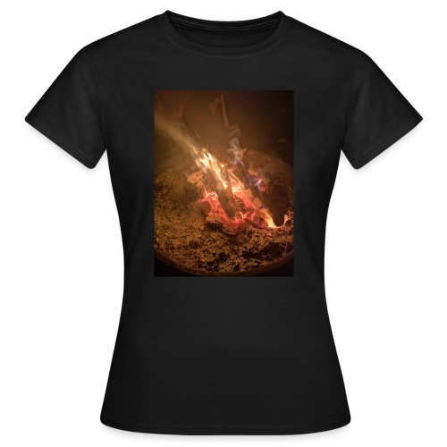 fireinthehole - Frauen T-Shirt