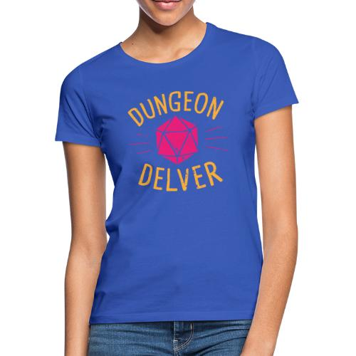 Dungeon Delver yellow pink - Women's T-Shirt