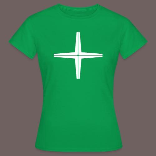 GBIGBO zjebeezjeboo - Rocher - Place au milieu - T-shirt Femme