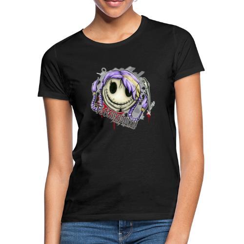 Totenknöpfin - Frauen T-Shirt