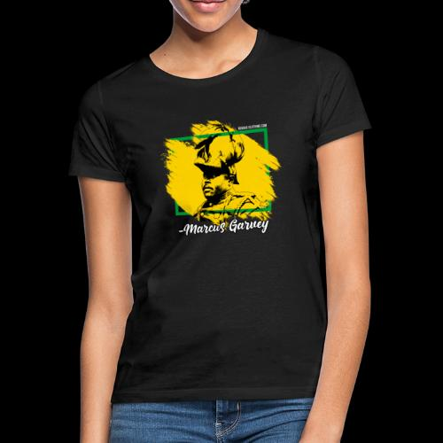 MARCUS GARVEY by Reggae-Clothing.com - Frauen T-Shirt