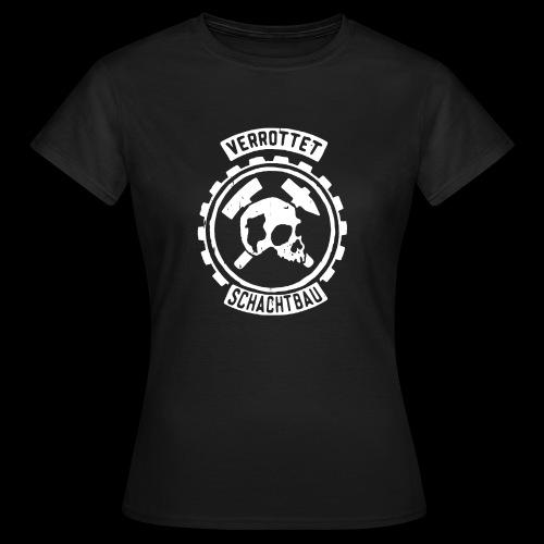 Verrottet Schachtbau - Frauen T-Shirt