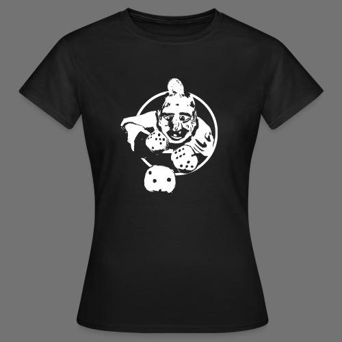 Professional Gambler (1c valkoinen) - Naisten t-paita