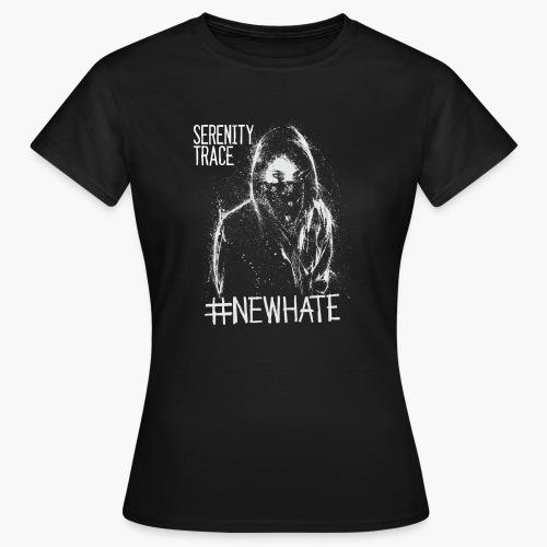 #NewHate Female - T-skjorte for kvinner