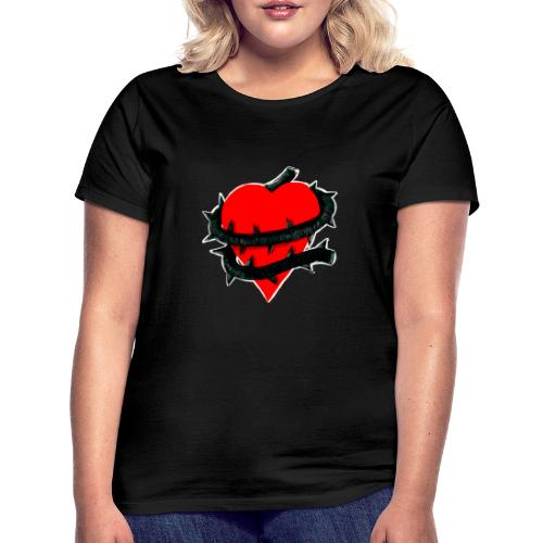 cuore ingrato - Camiseta mujer