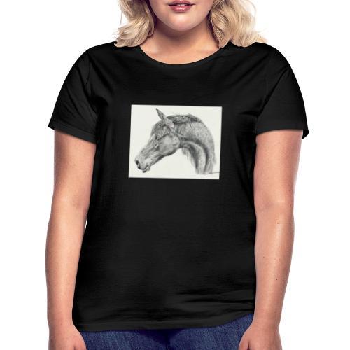 Lleva contigo la lealtad de este noble amigo - Camiseta mujer