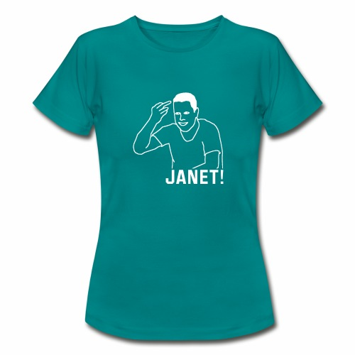 Frank The Tank - Vrouwen T-shirt