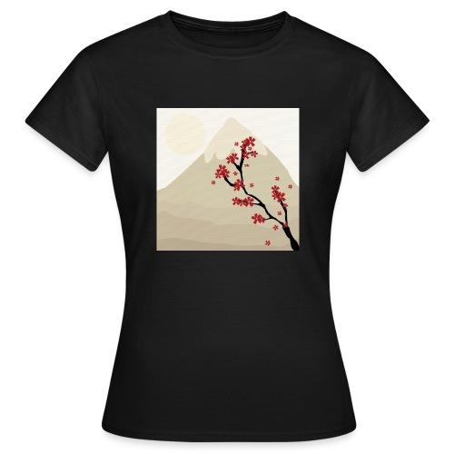 fuji - T-shirt Femme