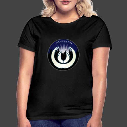 Luna sus scrofa - der Schweinemond von Jägershirts - Frauen T-Shirt