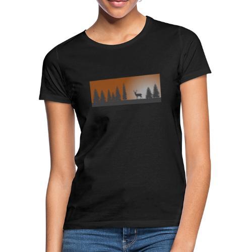 Abendmotiv - Frauen T-Shirt