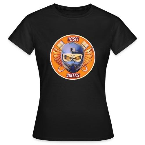 hospibikers neo - Camiseta mujer