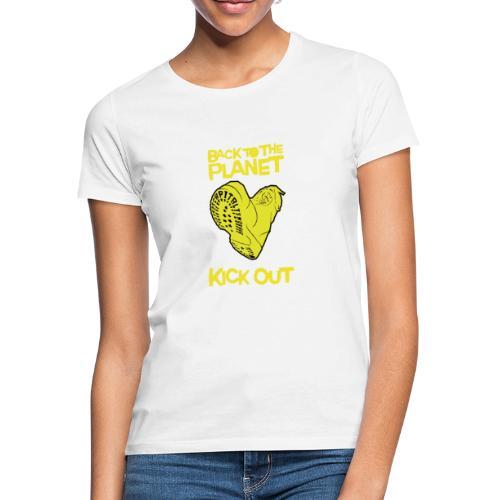 BTTP Kick Out T Shirt - Women's T-Shirt