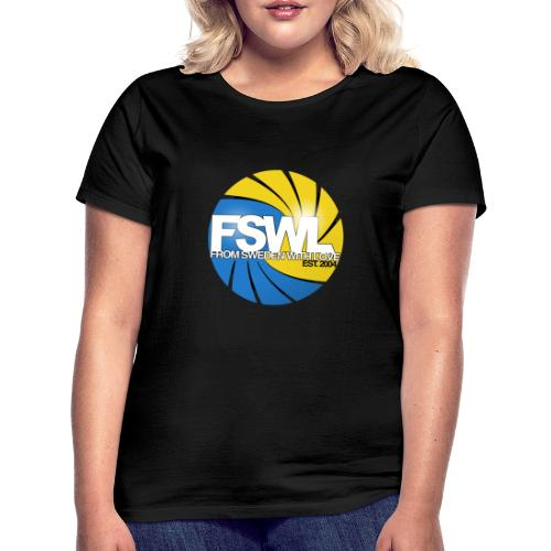 From Sweden With Love (FSWL) - T-shirt dam