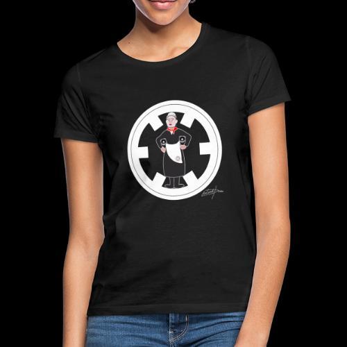 PC33 madre mine records tapes la señora logo - Camiseta mujer