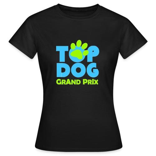 logo topdog PNG - Maglietta da donna