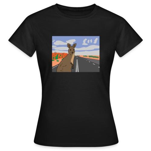 ROO-ADKILL - T-shirt dam