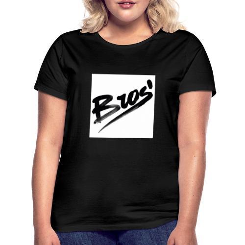 bros - T-shirt dam