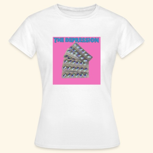 The Depresh. - Women's T-Shirt