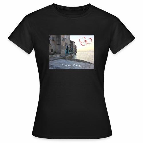I love Rovinj - Frauen T-Shirt