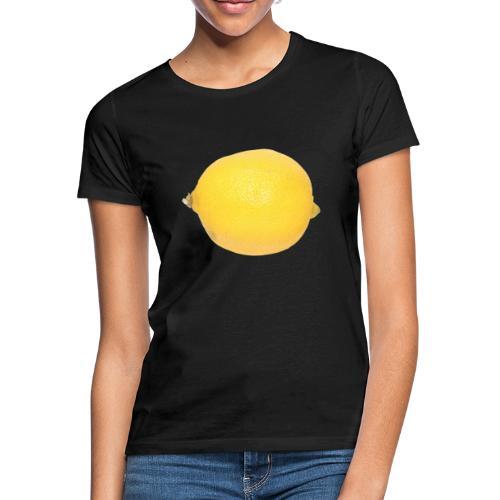Lemon - Frauen T-Shirt