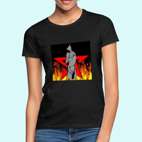 moine et pentagramme - T-shirt Femme