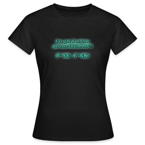 PartnerSHIIAAAP png - Women's T-Shirt