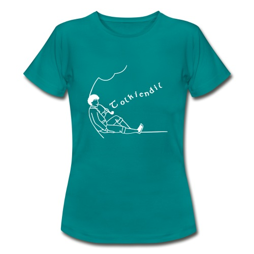 hobbit tolkiendil - T-shirt Femme