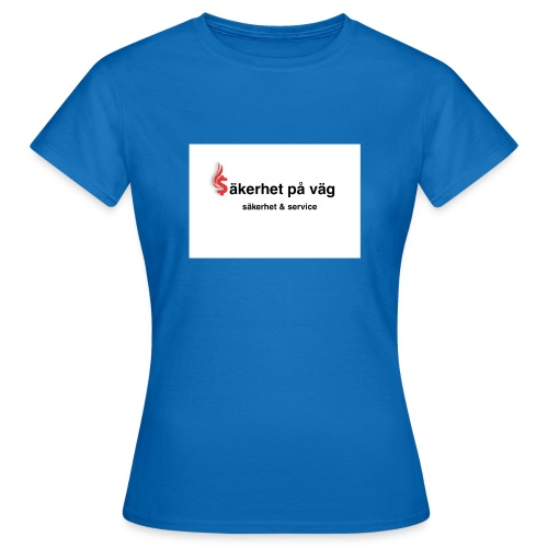 SakerhetPaVag - T-shirt dam