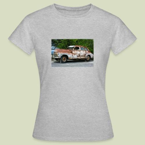 RustyCar - Naisten t-paita