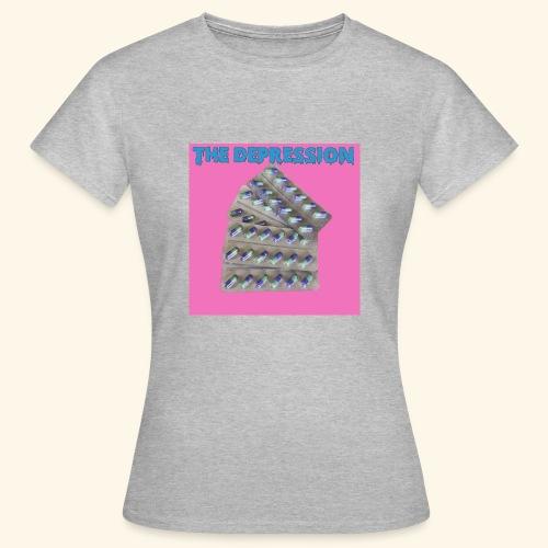 The Depresh. - Women's T-Shirt