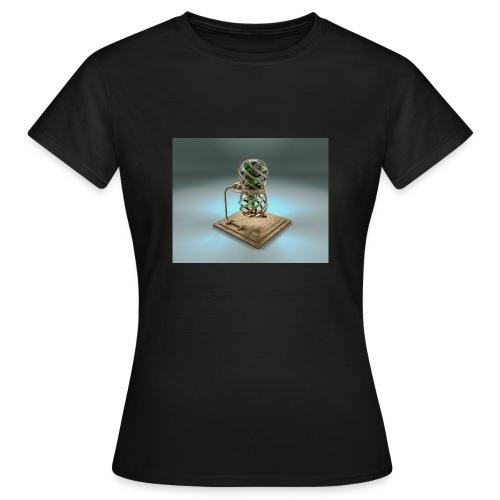 Sanduhr - Frauen T-Shirt