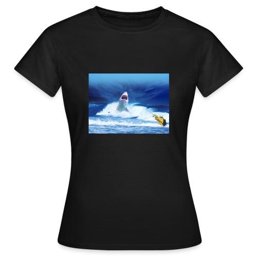Logo SOM shark - T-shirt Femme