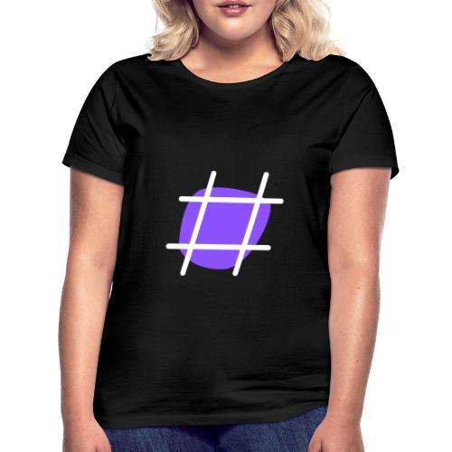 Cool Hashtag - Frauen T-Shirt