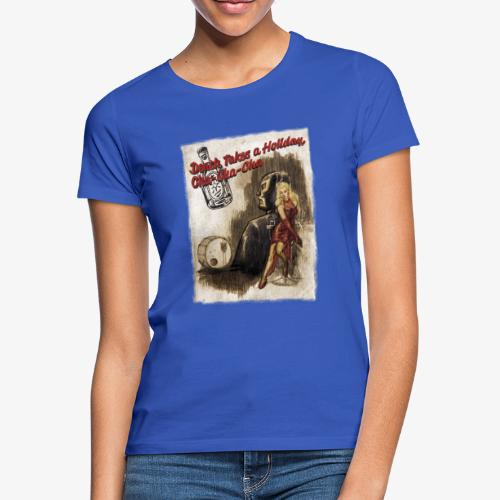 Death Takes a Holiday - T-shirt dam