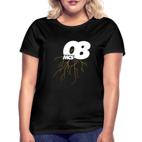 Retro Shirt 08 - Frauen T-Shirt