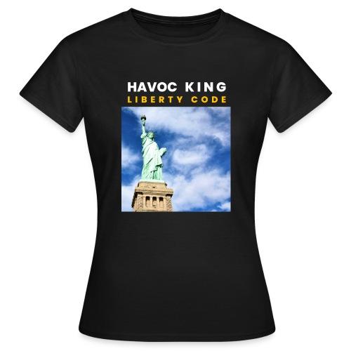 Havoc King Cover - Frauen T-Shirt
