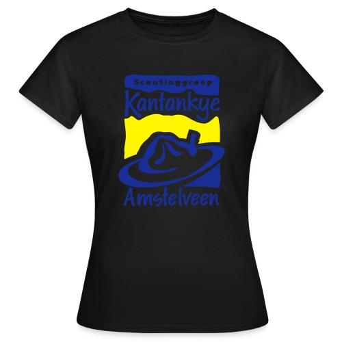 logo simpel 2 - Vrouwen T-shirt