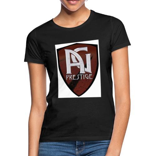 logo Ag prestige - T-shirt Femme