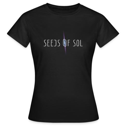 Seeds of Sol - Women's T-Shirt