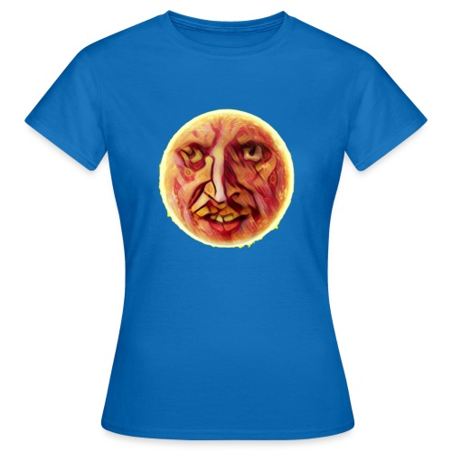 Ginger Sun - Women's T-Shirt